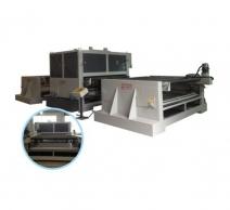 自动拉丝机由拉丝部和卷取部构成