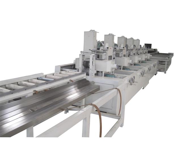五组方管抛光机JH-05C165