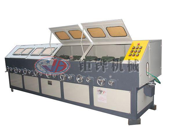 八组环保圆管抛光机JH-04C108-A