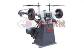 手摇立式砂带机JH-02AS200