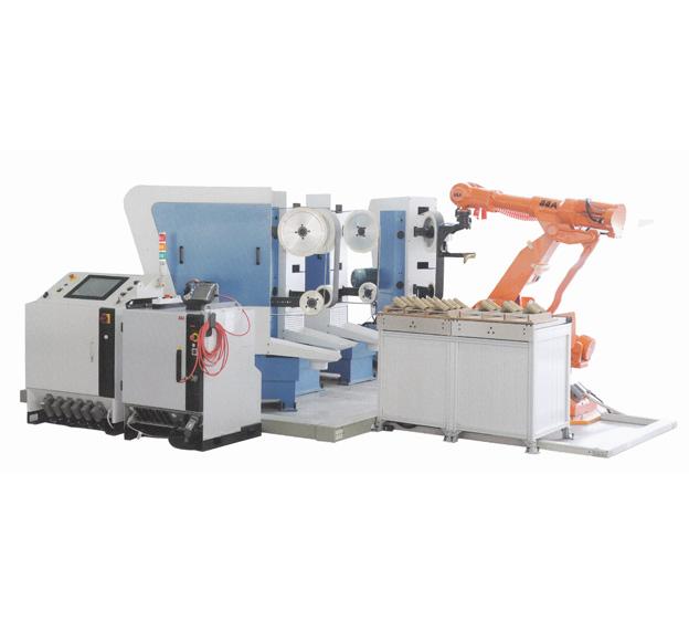 KS-1000型 机器人异形柔性抛光系统