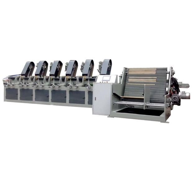 六组圆管抛光机(含自动上下料) JH-04C106-6S01