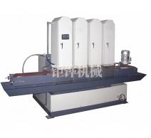 苏州型材6米双磨头自动平面抛光机JH-07C170-2L-6M