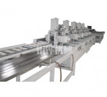 苏州五组方管抛光机JH-05C165