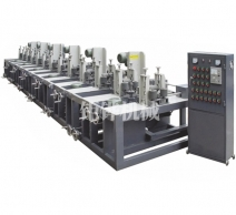 六组方管抛光机JH-05C165