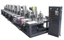 六组方管自动抛光机JH-05C166